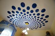 Бесшовные натяжные потолки от 120 руб /м2